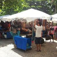 Photo taken at Feira Livre da General Osório by Felipe R. on 1/6/2013