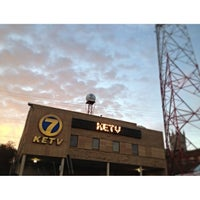 Photo taken at KETV by Chinh D. on 9/16/2013