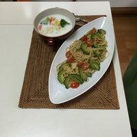 10/1/2014にともこ n.がうちエコ!ごはんキッチンスタジオで撮った写真