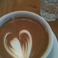 Photo taken at Flying Goat Coffee by John D. on 3/26/2013