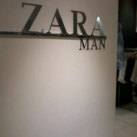 Photo taken at ZARA by abdi k. on 5/18/2013