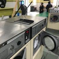 Photo taken at Super Clean Laundromant by Eduardo D. on 1/27/2018