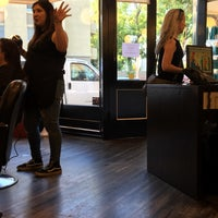 Photo taken at Ecco Hair Salon by Philip C. on 5/5/2017
