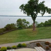 Photo taken at Koshkonong Mounds Country Club by Elle B. on 5/25/2013