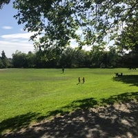 Photo taken at Wallingford Playfield by Nathan M. on 6/7/2017
