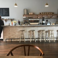 Photo taken at Elm Coffee Roasters by Nathan M. on 6/8/2017