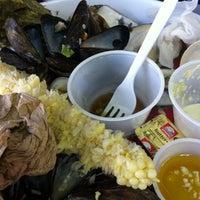 Photo taken at Fat Crabs Rib Company by John Jack G. on 10/4/2013