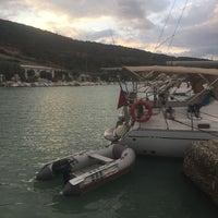 Photo taken at Saraylar Marina by TC Aydın S. on 7/18/2017