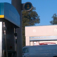 Photo taken at VALERO CORNER STORE by Leah H. on 10/30/2012