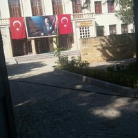 Photo taken at Ankara Atatürk Kız Teknik ve Meslek Lisesi by Selim G. on 9/20/2015