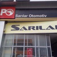 Photo taken at Sarilar Otomotiv by Güven G. on 6/29/2016