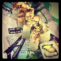 Photo taken at Sushi Roll by Victor David on 3/21/2013