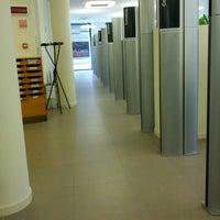 Photo taken at Banca Popolare di Milano by Federico B. on 7/17/2013