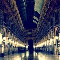 Foto scattata a Galleria Vittorio Emanuele II da Nicola F. il 12/5/2012