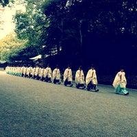 Photo prise au Meiji Jingu Shrine par Nicola F. le12/15/2012