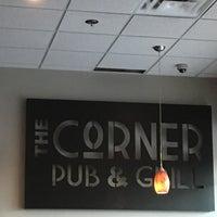 Photo taken at Corner Pub & Grill by Glenn D. on 7/10/2017