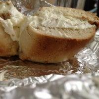 Photo taken at Bagel Bob's by Glenn D. on 9/22/2012