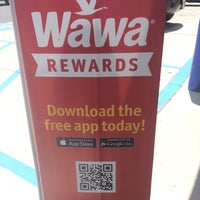 Photo taken at Wawa by Glenn D. on 7/10/2015