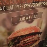 Photo taken at The Burger Custom Made by Glenn D. on 3/15/2017