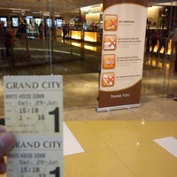 Photo taken at Grand City XXI by Annisa C. on 6/29/2013