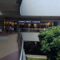Photo taken at Power Mac Center by JP D. on 3/11/2013