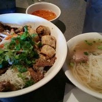 Photo taken at Pho Pasteur by Trinh H. on 2/24/2016