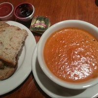 Photo taken at la Madeleine French Bakery & Café Collin Creek by Trinh H. on 8/14/2013