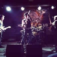 Foto tomada en Moby Dick Club por Diego H. el 1/19/2013