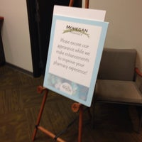 Photo taken at Mohegan Pharmacy by Kai  L. on 8/30/2014