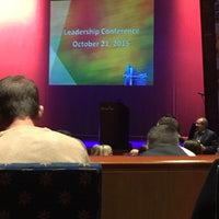 Photo taken at Cabaret Theater - Mohegan Sun by Kai  L. on 10/21/2015