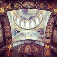 Foto scattata a Успенское подворье монастыря Оптина пустынь da Olesya B. il 4/24/2013