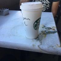 Photo taken at Starbucks by Kerem Berk Y. on 4/23/2017