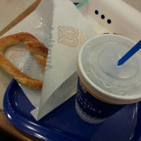 Photo taken at Auntie Anne's by Kittipoom S. on 6/11/2016