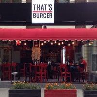 7/31/2015 tarihinde That's Burger T.ziyaretçi tarafından That's Burger'de çekilen fotoğraf
