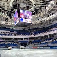 Снимок сделан в Олимпийский парк пользователем Sergey K. 10/13/2012