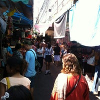 Photo taken at Wang Lang Market by Nut K. on 1/14/2013