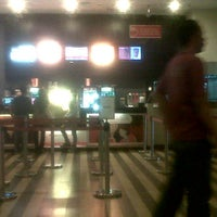 Photo taken at CGV Cinemas by Abiyasa P. on 4/26/2013