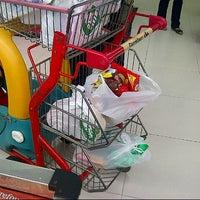 Photo taken at Carrefour by Miia Niidya F. on 4/9/2014