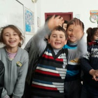 Photo taken at basarakavak ortaokulu by Ahmet Türkan Ö. on 1/6/2016