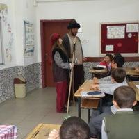 Photo taken at basarakavak ortaokulu by Ahmet Türkan Ö. on 11/15/2016