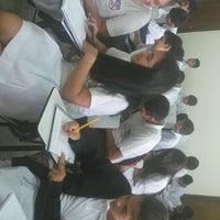 Photo taken at Colegio Nacional de EMD Dr. Pedro P. Peña by Aida A. on 3/1/2017