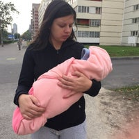 Photo taken at Детская площадка садика №52 by Elizaveta A. on 9/18/2015