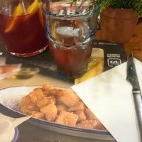 Photo taken at Café & Tapas by Dina on 9/8/2017
