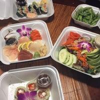 Photo taken at Sushi Jo by Megan D. on 6/21/2015