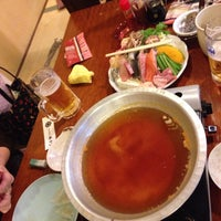 Photo taken at 季節料理あらい by f3ralbl00m on 12/12/2014