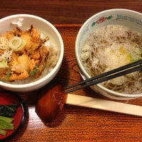 Photo taken at おらが蕎麦 京橋イオン店 by f3ralbl00m on 5/25/2013