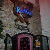 10/12/2012 tarihinde Ilkay G.ziyaretçi tarafından Kule Rock City'de çekilen fotoğraf