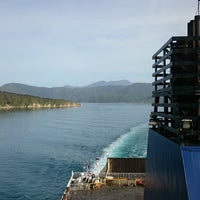 Photo taken at Cook Strait by Ivars B. on 12/27/2016