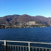 Photo taken at Lido di Villa Geno by Marco R. on 3/31/2013