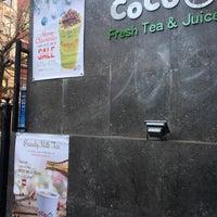 Photo prise au CoCo Fresh Tea & Juice par Carrie C. le12/23/2016